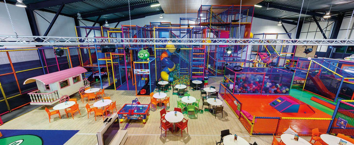 Welkom bij het leukste speelparadijs van Hilversum en omstreken